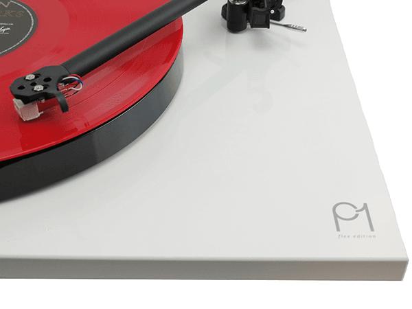 Rega Planar 1 flex edition Weiss