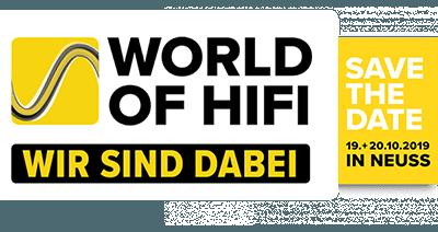 World Of HiFi Neuss 2019