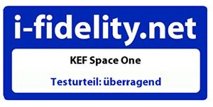 KEF Space One Test
